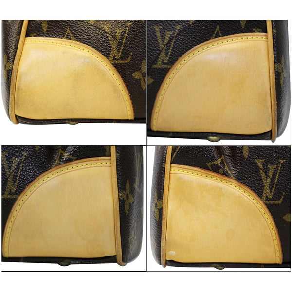 Louis Vuitton Beverly MM - Lv Monogram Shoulder Bag - leather