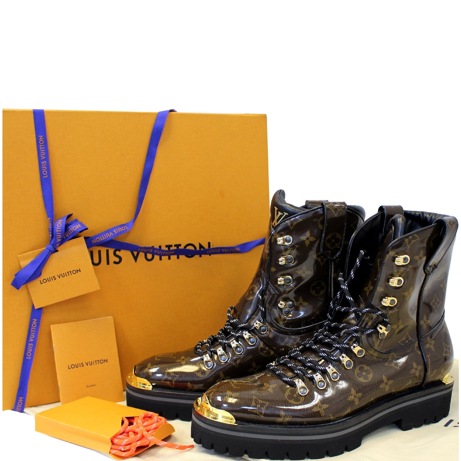 LOUIS VUITTON Outland Ankle Boot