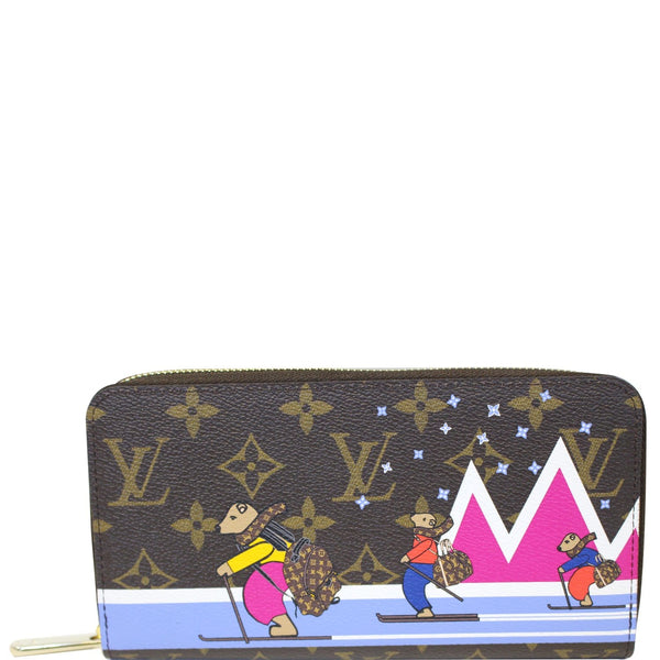 Louis Vuitton Holiday Zippy Wallet - Lv Monogram Wallet