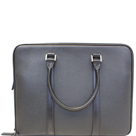 PRADA Saffiano Laptop Bag Grey
