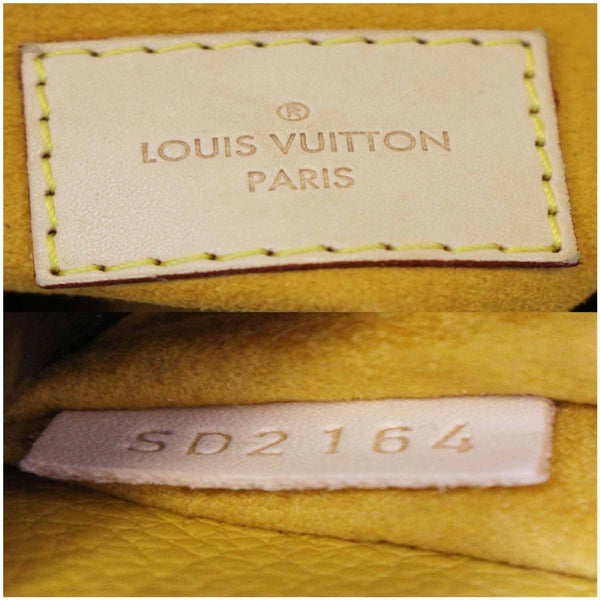 Louis Vuitton Pallas Bb Shoulder Bag |LV Date code