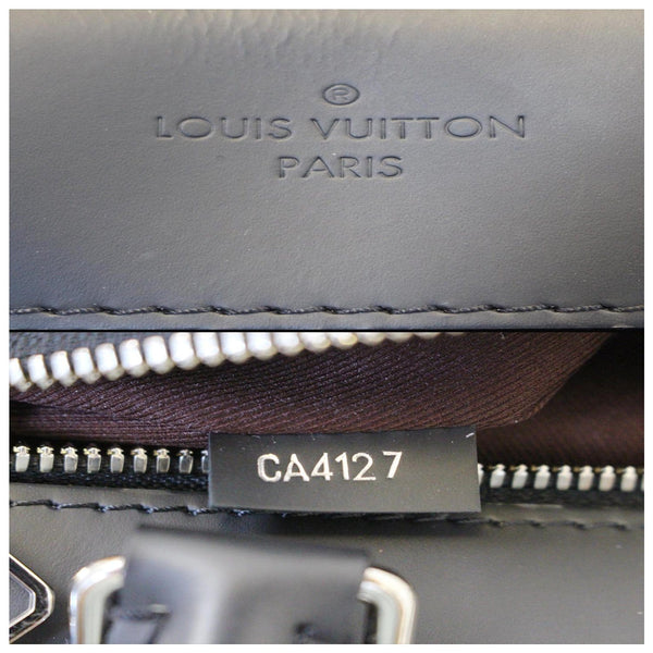 Louis Vuitton Porte-Documents Jour Monogram Bag - inside view