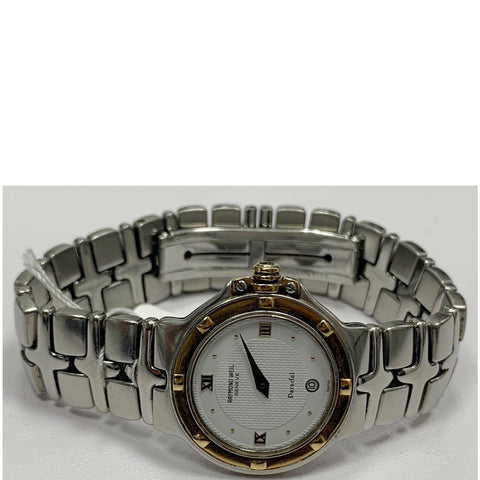 Raymond Weil Parsifal Stainless Steel Women's Quartz Watch