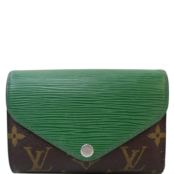 Louis Vuitton Marie-Lou Epi Monogram Canvas Wallet