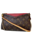 Louis Vuitton Pallas Monogram Canvas Crossbody Bag