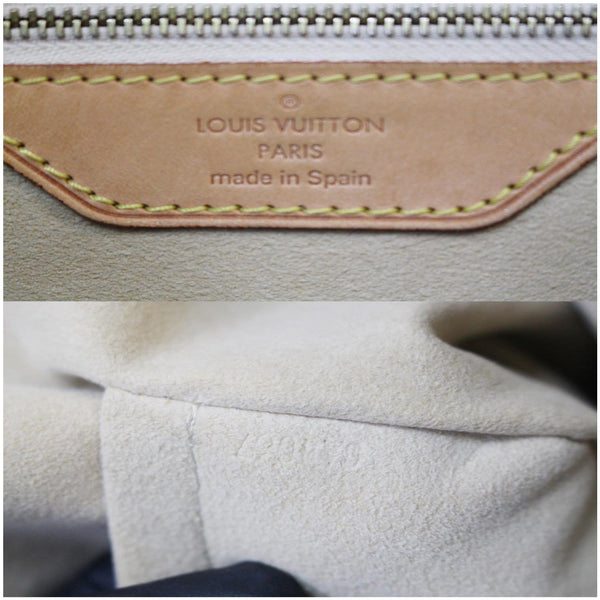Louis Vuitton Hampstead PM Shoulder Bag made in Spain