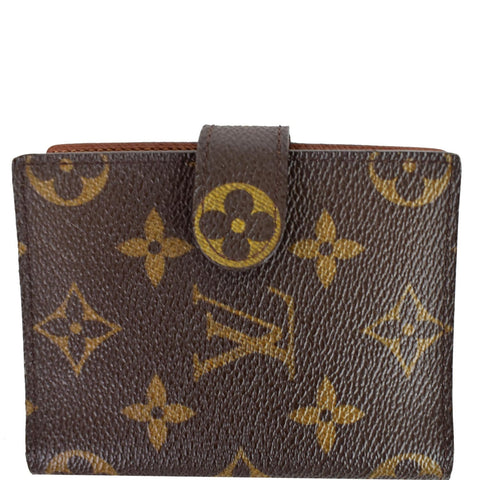 LOUIS VUITTON Monogram Mini Agenda Notebook Cover Brown