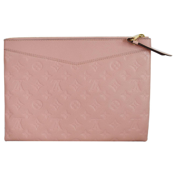 Louis Vuitton Daily Pouch Monogram Empreinte Leather - Rose Poudre color