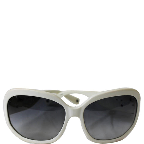 COACH Arabella S8025 Sunglasses White