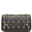 Louis Vuitton Paloma Embellished Leather Chain Clutch Bag