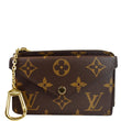 Louis Vuitton Monogram Canvas Recto Verso Card Holder Brown