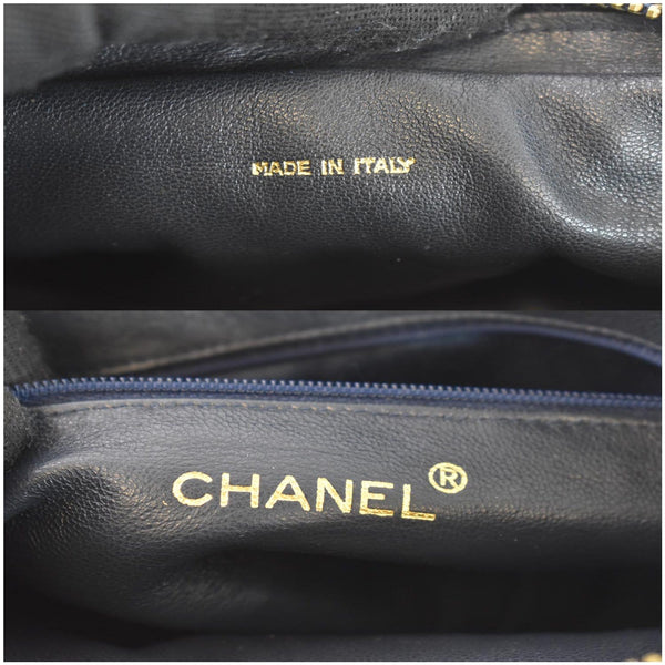 Chanel Front Pocket Camera Bag made in Italy