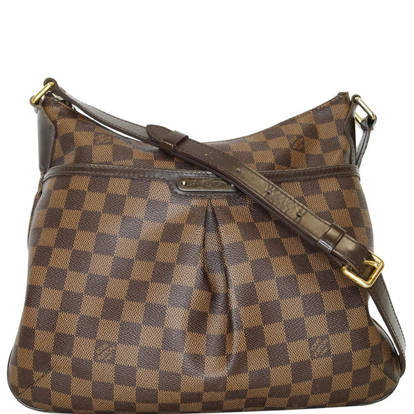 Louis Vuitton Bloomsbury PM Damier Ebene Crossbody Bag