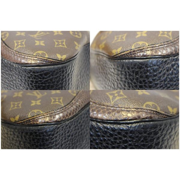 LOUIS VUITTON Oskar Waltz Monogram Canvas Shoulder Bag