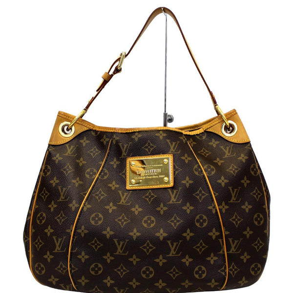 Louis Vuitton Galliera PM Monogram Canvas Shoulder Handbag