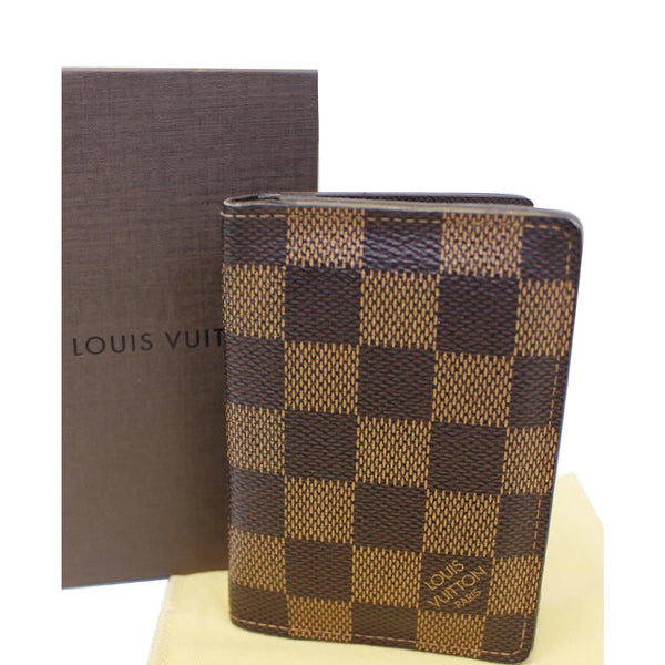 Louis Vuitton Card Case - Pocket Organizer Damier Card Holder