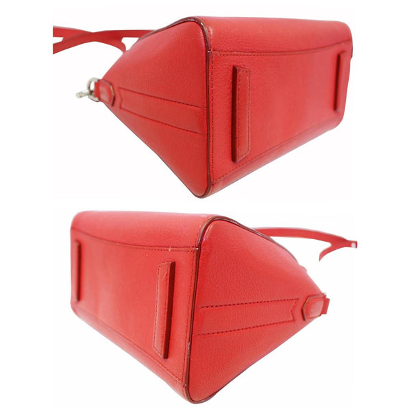 Givenchy Shoulder Bag Antigona Small Leather - bag back view
