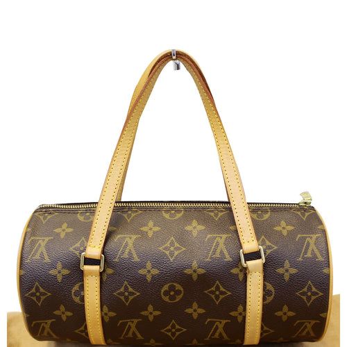 aa993b0d0f09 LOUIS VUITTON Papillon 26 Monogram Canvas Handbag