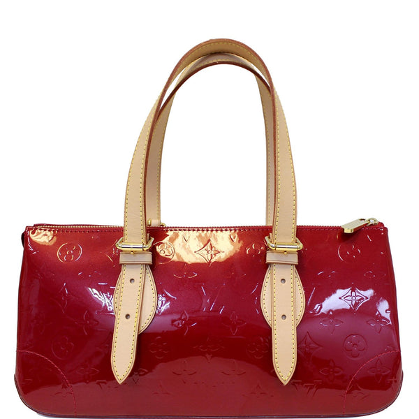 Louis Vuitton Rosewood - Lv Monogram Vernis Shoulder Bag
