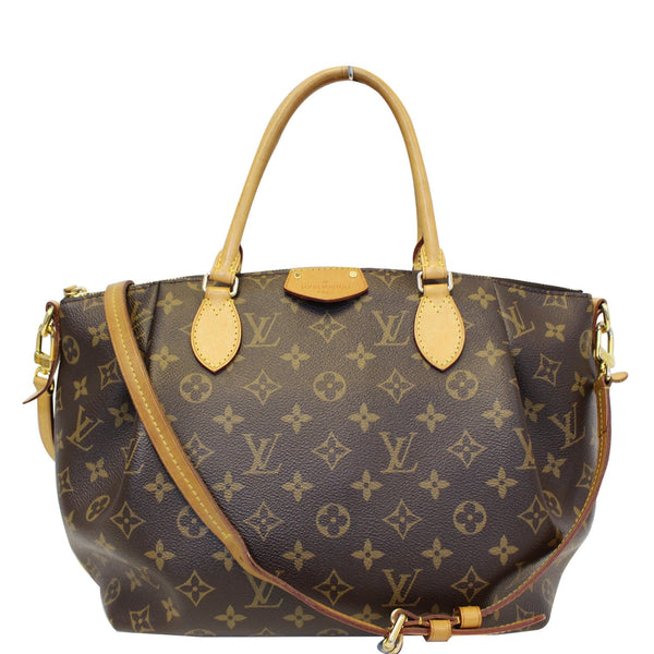 Louis Vuitton Turenne MM Monogram Canvas Tote Bag