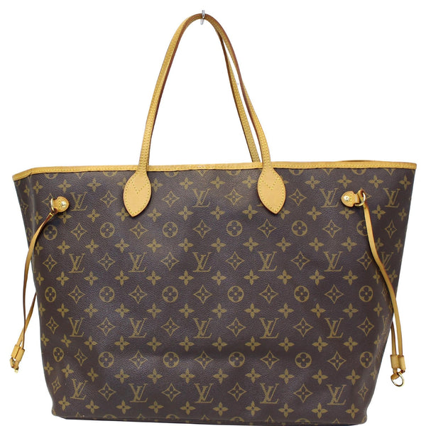 Louis Vuitton Neverfull GM Monogram Tote Shoulder Bag