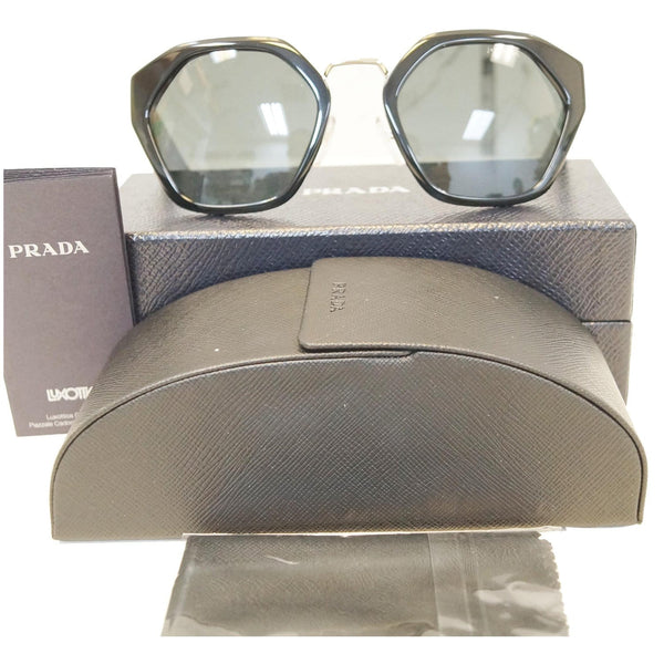 Prada Black Sunglasses Women's - on box with Case