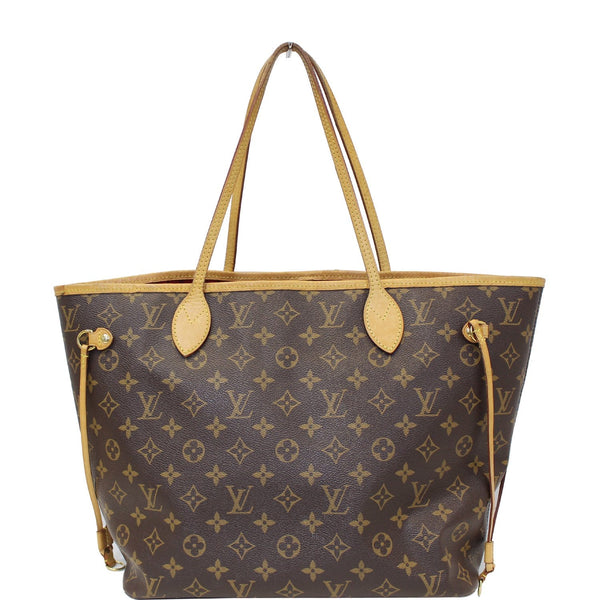 Louis Vuitton Neverfull MM - Lv Neverfull Canvas Tote Bag