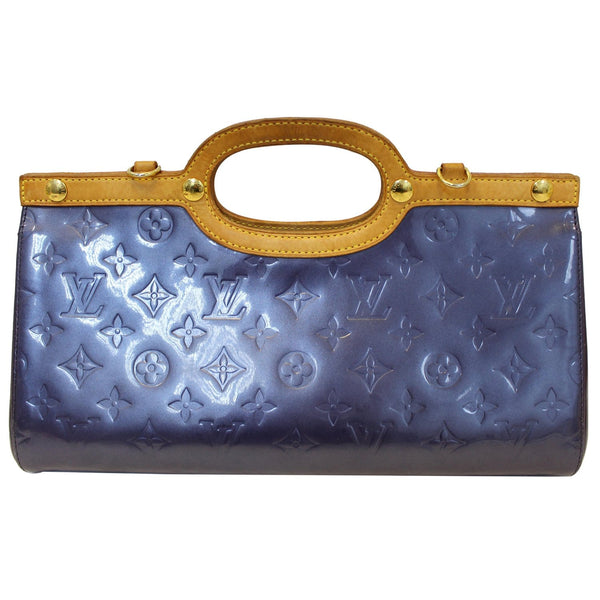 Louis Vuitton Roxbury Clutch Monogram Vernis  for sale