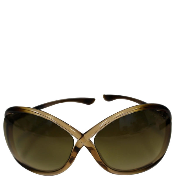 TOM FORD Whitney Women's Sunglasses TF9 Brown