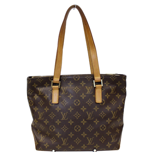 Louis Vuitton Cabas Piano - Lv Monogram Shoulder Bag