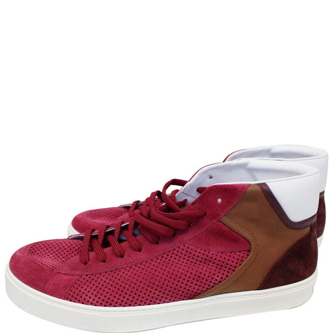 Louis Vuitton Player Sneakers Boot Framboise - 20% OFF
