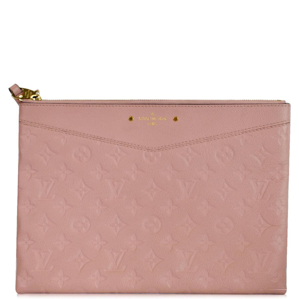 Louis Vuitton Daily Pouch Monogram Empreinte Leather