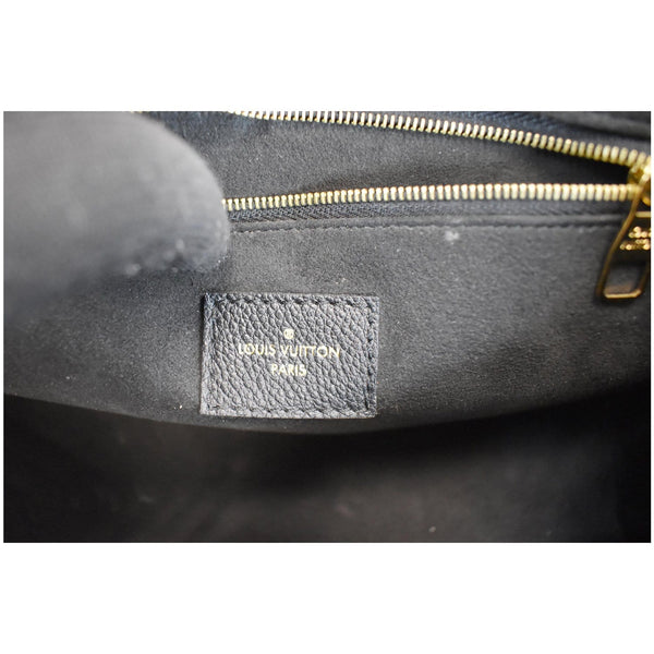 Louis Vuitton St Germain MM Leather Zipper Bag