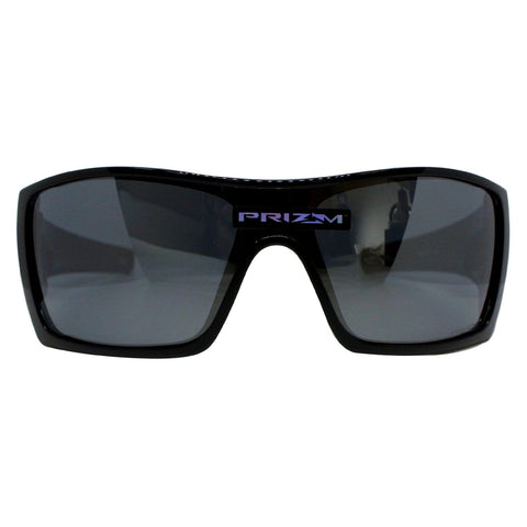 Oakley OO9101-5727 Batwolf Black Ink Sunglasses Prizm Black Lens