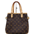 Louis Vuitton Batignolles Vertical Monogram Canvas Bag
