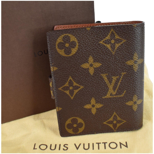 Louis Vuitton Monogram Mini Agenda Notebook Pouch
