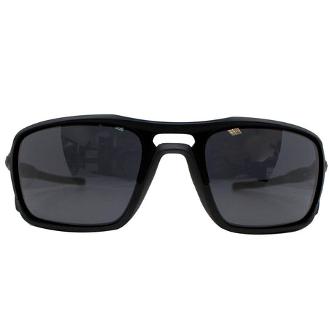 Oakley OO9266 01 Men Triggerman Sunglasses Black Iridium Lens