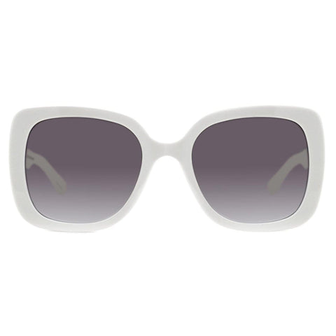 KATE SPADE KRYSTALYN/S SZJ 53 Women Sunglasses Dark Grey Gradient Lens