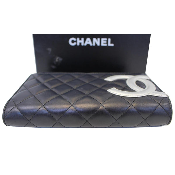 CHANEL Calfskin Quilted Cambon WOC Wallet On Chain-US
