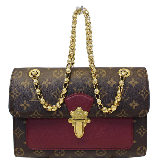 Louis Vuitton Victoire Monogram Canvas Shoulder Bag