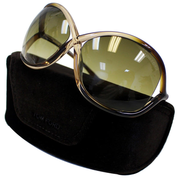 TOM FORD Whitney Women's Sunglasses TF9 Brown-US