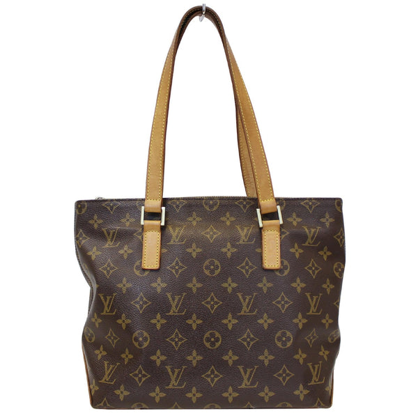 Louis Vuitton Cabas Piano - Lv Monogram Shoulder Bag - lv strap