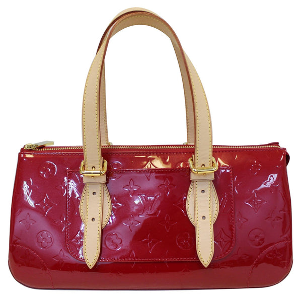 Louis Vuitton Rosewood - Lv Monogram Vernis Shoulder Bag for women