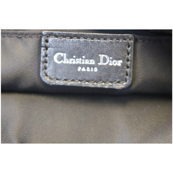 CHRISTIAN DIOR Vintage Trotter Shoulder Bag-US