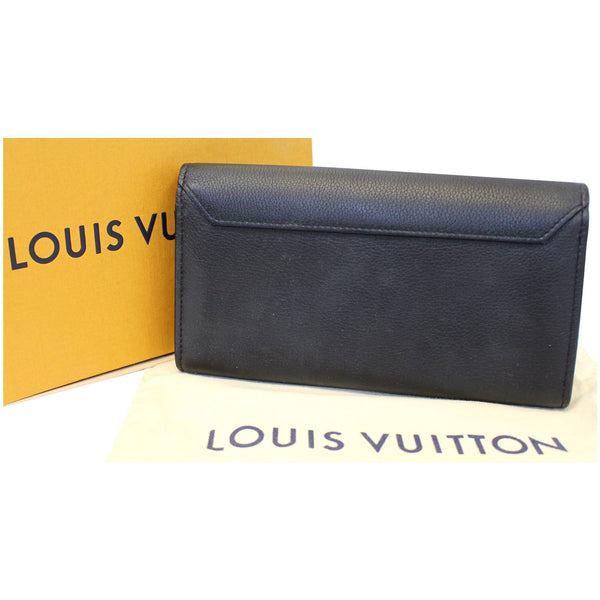 Louis Vuitton Lockme II Calfskin Leather Hand Bag