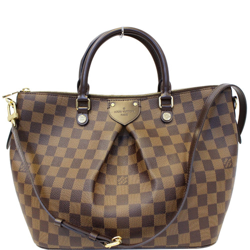 b7509fb676b LOUIS VUITTON Siena PM Damier Ebene Shoulder Bag Brown · Add to wishlist