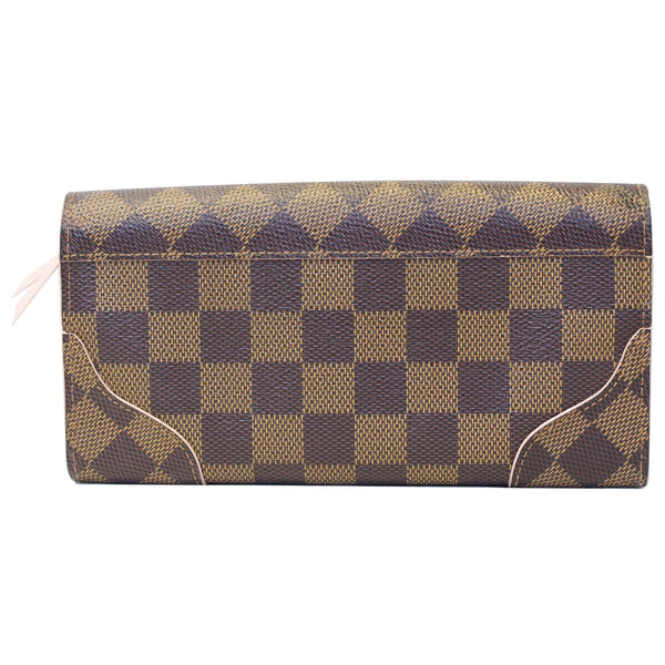 Louis Vuitton Caissa  - Lv Damier Ebene Wallet for women