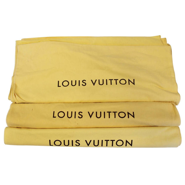 Louis Vuitton Dust Bag For All Bags Size Apprx; Medium