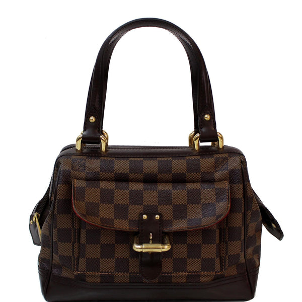 Louis Vuitton Knightsbridge Damier Ebene Satchel Bag