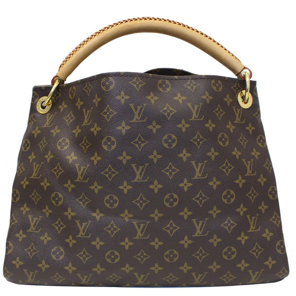 Louis Vuitton Artsy MM Monogram Shoulder Bag - online